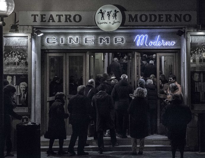 i Nuovi Cinema Paradiso