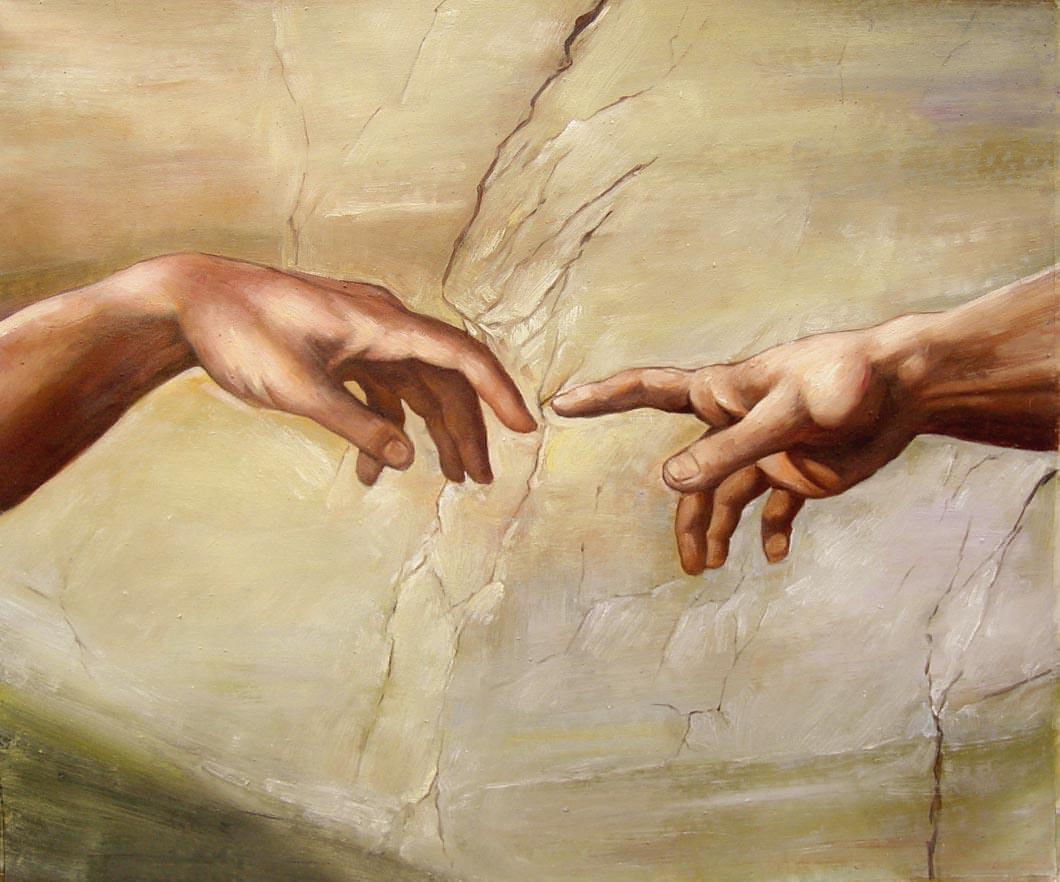 The-Creation-Michelangelo