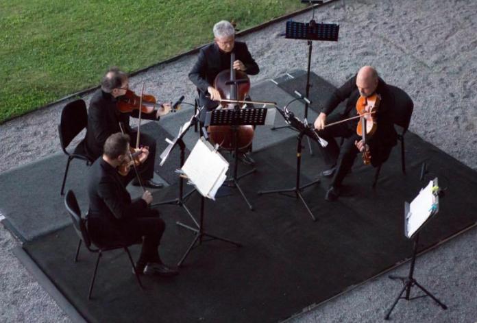 QuartettOCMAntova rosetum Progressione Armonica