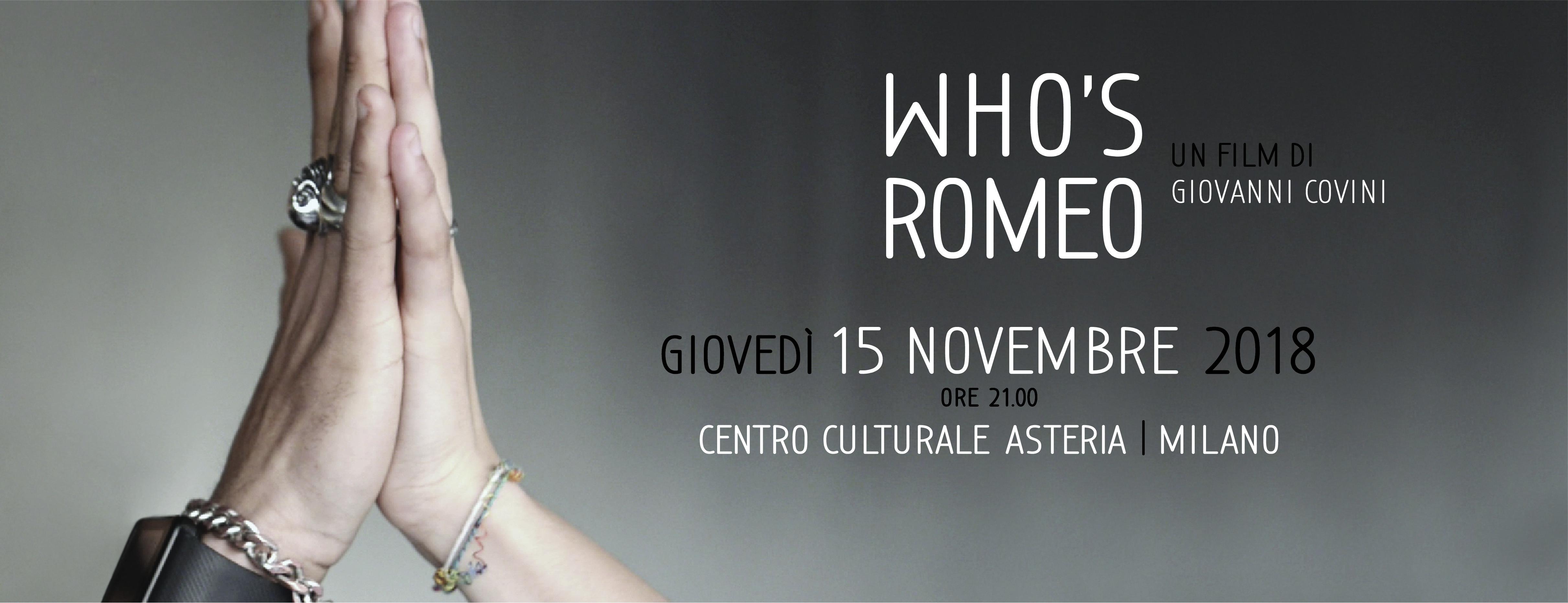 Who's Romeo