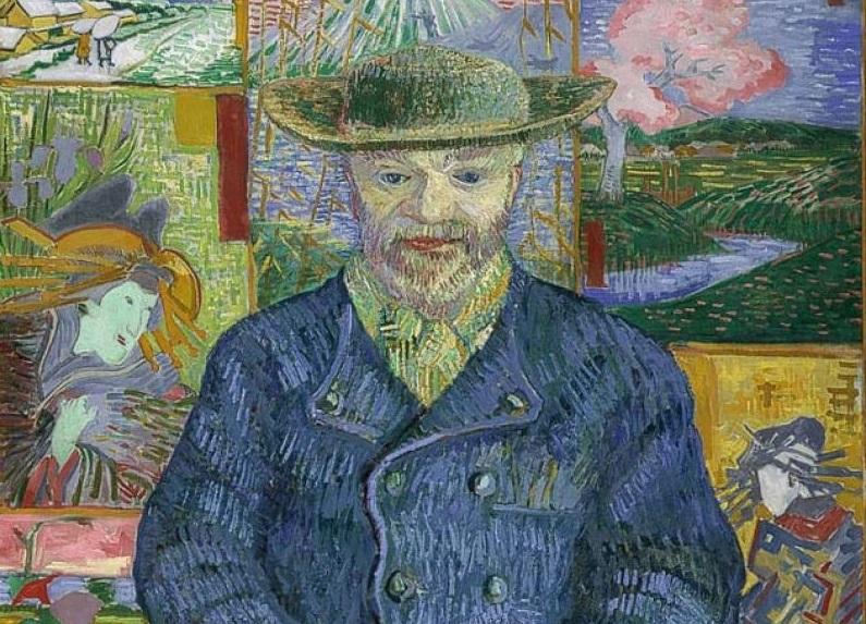 Van_Gogh e il Giappone
