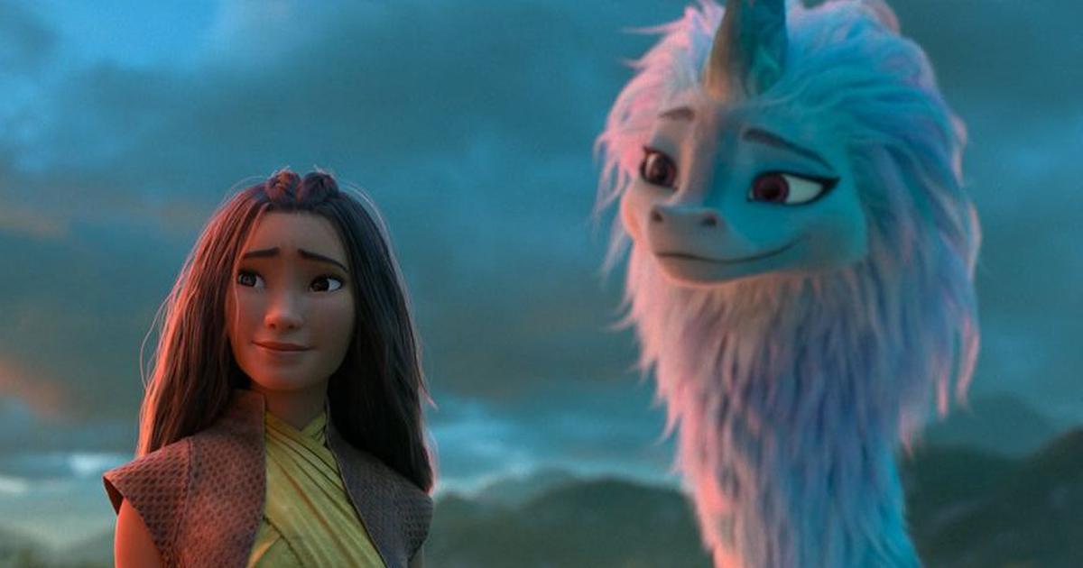 Raya e l'ultimo drago arene estive